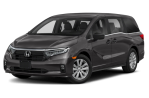 Picture of the Honda Odyssey