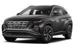 Picture of the Hyundai Tucson Hybrid