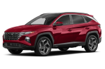 Picture of the Hyundai Tucson