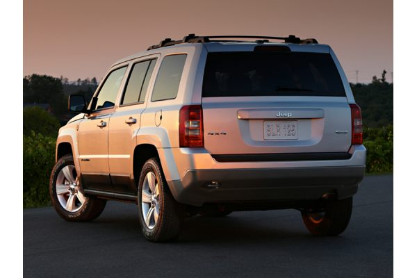 2012 Jeep Patriot - Price, Photos, Reviews & Features