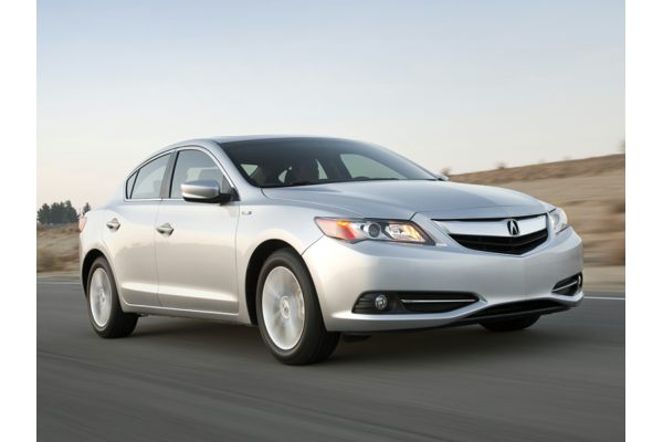 Sorry The 2017 Acura Ilx Hybrid Is No Longer Being Sold As New