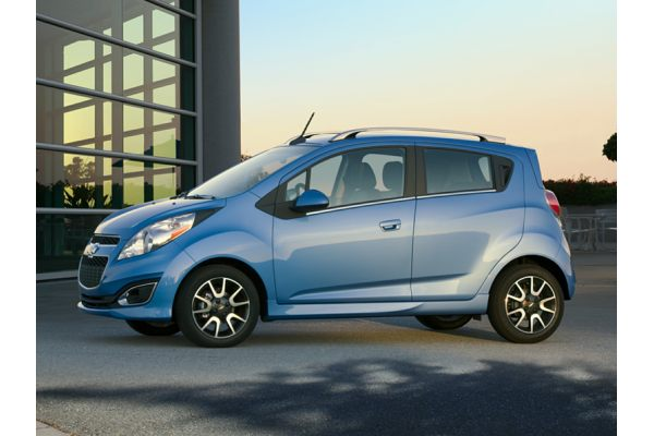 2013 Chevrolet Spark - Price, Photos, Reviews & Features