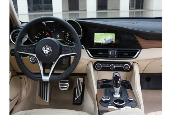 2017 Alfa Romeo Giulia Price Photos Reviews Features