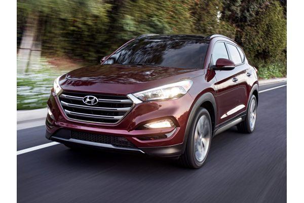 2017 Hyundai Tucson - Price, Photos, Reviews & Features