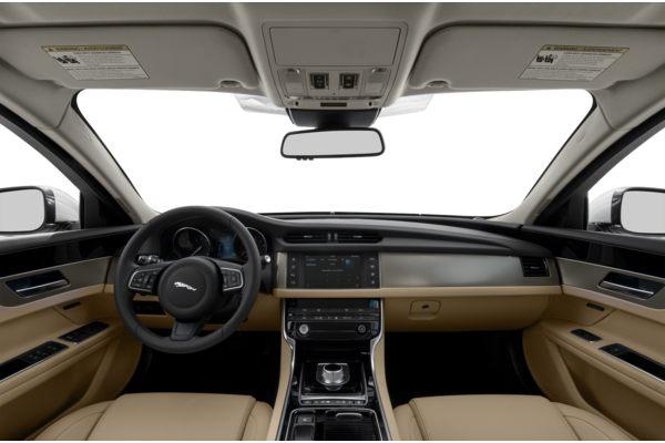 2017 Jaguar Xf Price Photos Reviews Features