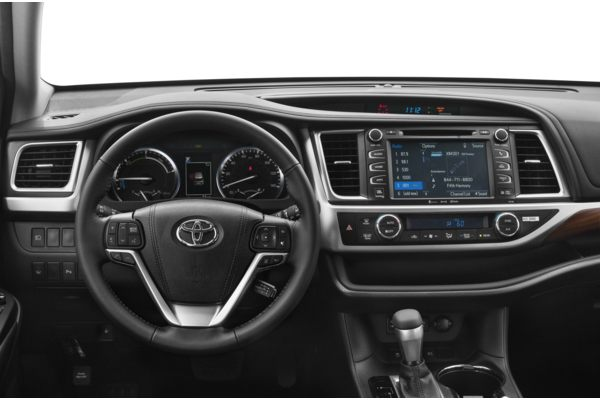 2017 Toyota Highlander Hybrid Price Photos Reviews Features