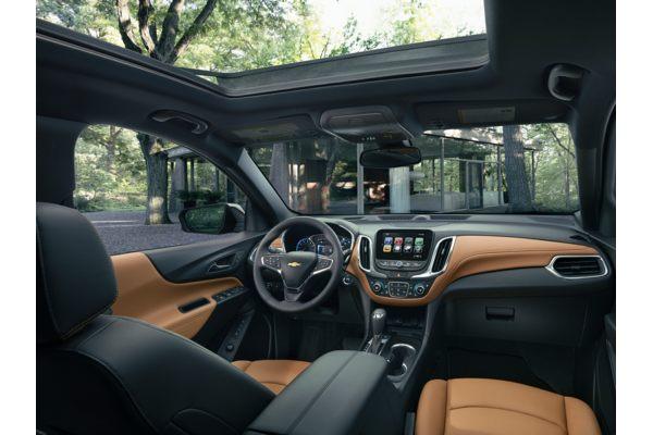 2018 Chevrolet Equinox - Price, Photos, Reviews & Features