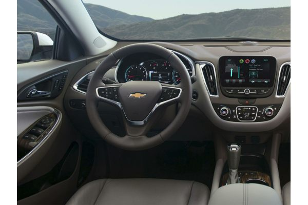 New 2018 Chevrolet Malibu Price Photos Reviews Safety Ratings
