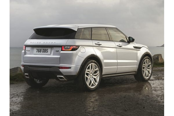 New 2018 Land Rover Range Rover Evoque Price Photos Reviews