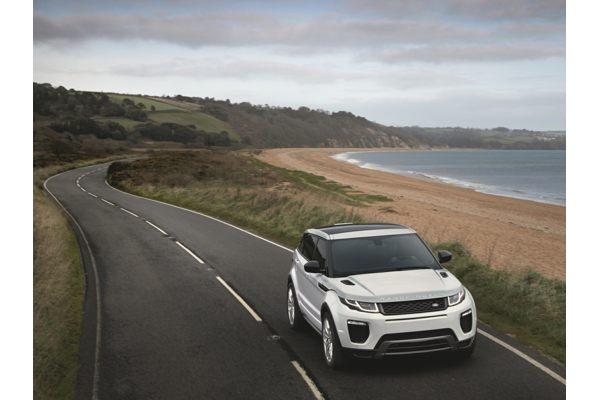 New 2018 Land Rover Range Rover Evoque Price Photos Reviews