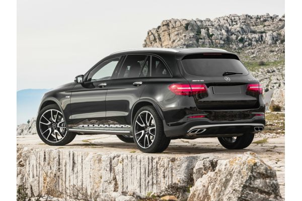 New 2018 Mercedes Benz Amg Glc 43 Price Photos Reviews Safety