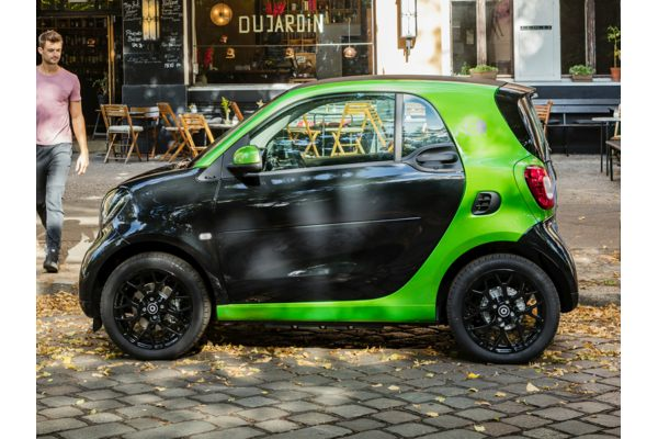 New 2018 Smart Fortwo Electric Drive Price Photos Reviews Safety Ratings Features