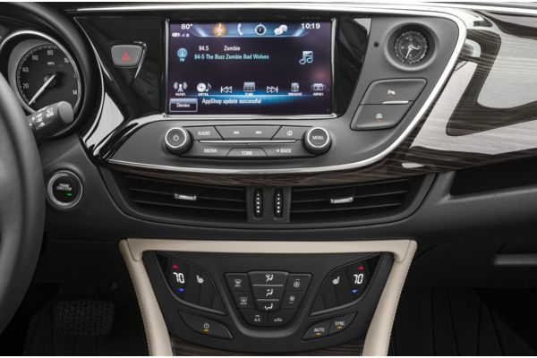 New 2019 Buick Envision - Price, Photos, Reviews, Safety