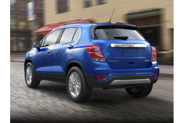 New 2019 Chevrolet Trax Price Photos Reviews Safety Ratings