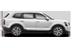 2022 Kia Telluride SUV LX 4dr Front Wheel Drive Exterior Standard 7