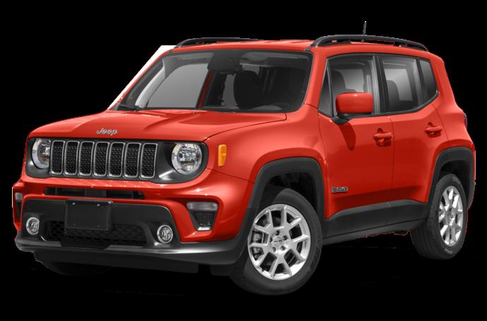 jeep renegade price range
